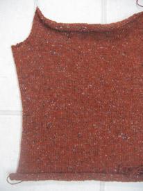 Harry Potter: Ron weasley sweater pattern