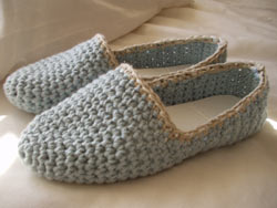 Crochet Slipper socks - YouTube