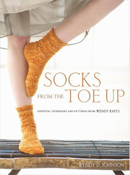 Yes! Suna Knits!: Glacier Lake Toe Up Sock Pattern
