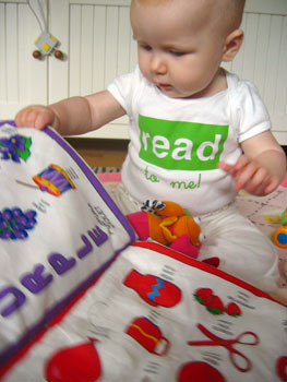 Cloth Books For Baby - Buy at Diapers.com - Free Shipping