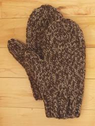 For the Beginner Knitter — Super Easy Fingerless Mittens (with