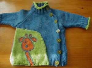 Knitting Pattern With Animals Motifs On : FREE KNITTING PATTERNS ANIMAL MOTIFS - VERY SIMPLE FREE KNITTING PATTERNS